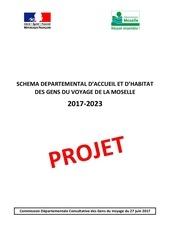 projet de schema departemental gens du voyage 2017 2023