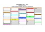 calendrier ld 2017 18