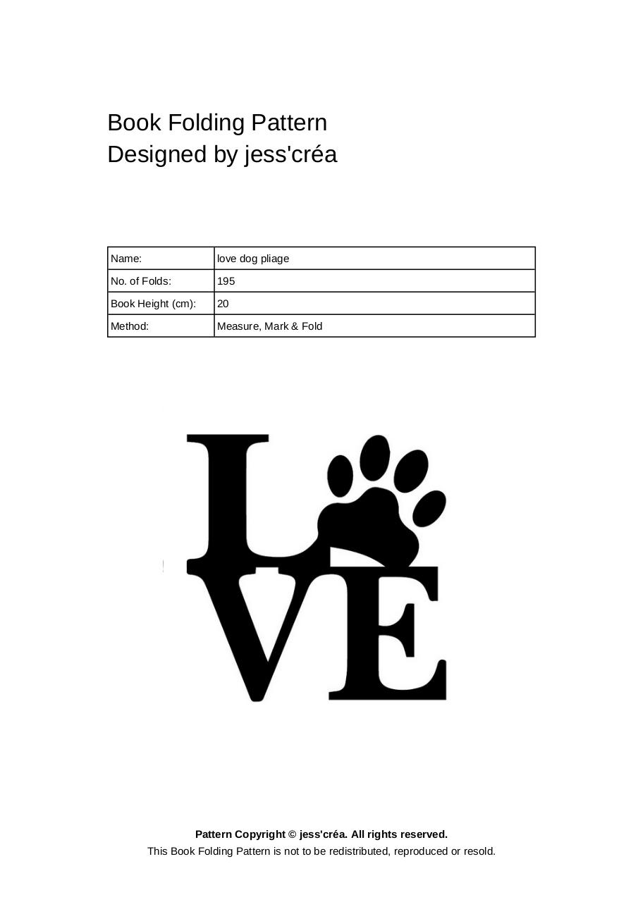 Aperçu du document lovedogpliage.pdf - page 1/5