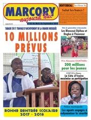journal marcory aujourd hui du mois de septembre 2017