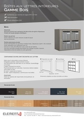 Fichier PDF bois