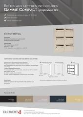 Fichier PDF compact vertical