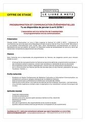 Fichier PDF offrestageprog lelivreametz20018 1