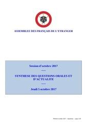 synthese qo et qa octobre 2017