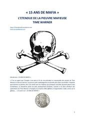 15 ans de mafia l etendue de la pieuvre mafieuse