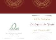 edo bulletin inscription soiree caritative