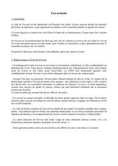 Fichier PDF notice avocats