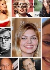 my favourite celebrity 5c 1