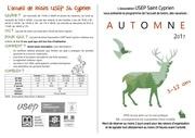 programme usep st cyprien toussaint 2017