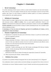 chapitre 1 generalites notes de cours