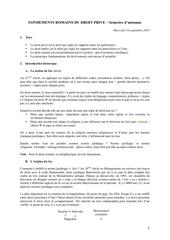 Fichier PDF romain