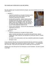 conseilsfabrication