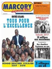 journal marcory aujourdhui du mois d octobre 2017