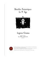 Fichier PDF legions geantes
