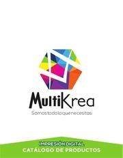 catalogo impresion digital multikrea