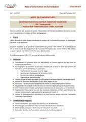 Fichier PDF appel a candidature coordinateur rice secteur anim vol