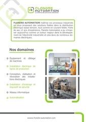 plaquette flandre automation