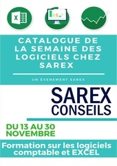catalogue officiel sarex