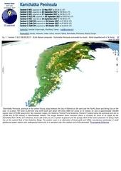 evt 123 svp kamchatka peninsula