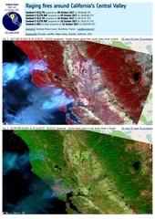 sed 121 svp fires california