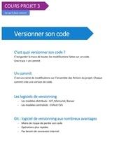 versionner son code