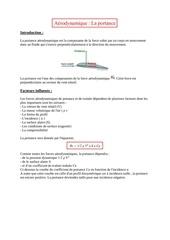 Fichier PDF la portance