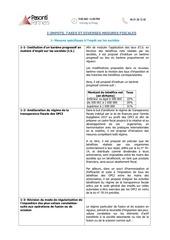 projet loi de finance 2018 royaume du maroc