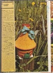 ruche et ses abeilles