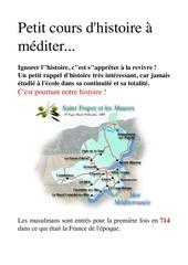 petit cours d histoire mediterranee