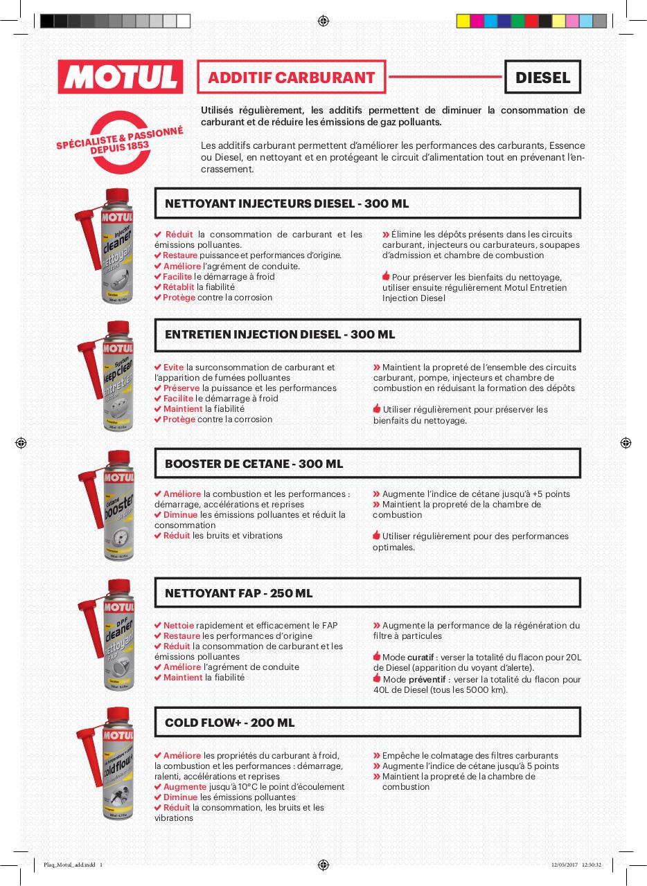 Aperçu du document Plaq_Motul_Additif_HD.pdf - page 1/2