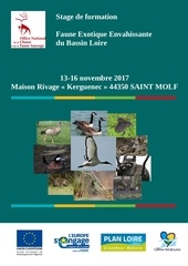 stage faune exotique bassin loire oncfs 2017