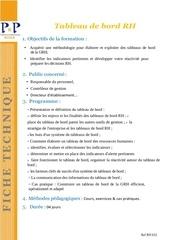 Fichier PDF ref rh 022 ft p p tableau de bord rh