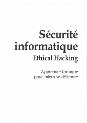 Securite Informatique - Ethical Hacking.pdf - page 2/359