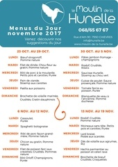 menus du jour restaurant novembre2017