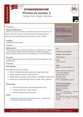 stage ethnomedecine 2 doc