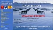 catalogue coquillages et gastronomie