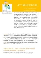 programme rencontre microphtalmie 2015 officiel