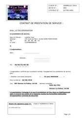 contrat de prestation n 021700160001 du 04 08 18