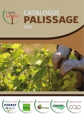 catalogue palissage 2017