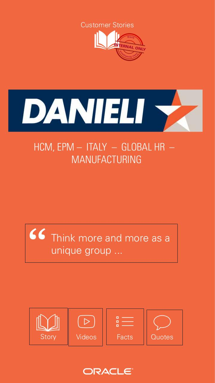 customerstories_DANIELI.pdf - page 1/16