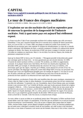 le tour de france des pollutions radioactives