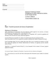 Fichier PDF lettre cnc