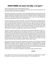 Fichier PDF jeune femme 1