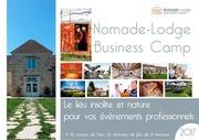 brochure espace seminaire nomade lodge