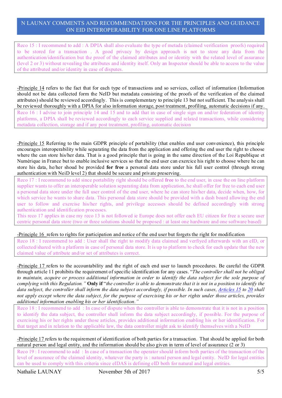Aperçu du document N LAUNAY commentaires eiD interoperability.pdf - page 5/5