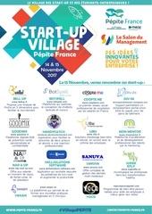 start up village 15 novembre 2