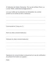 Fichier PDF fiche retractation