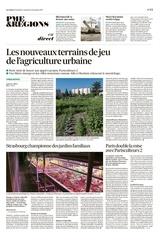 les nouveaux terrains de jeu de l agriculture urbaine