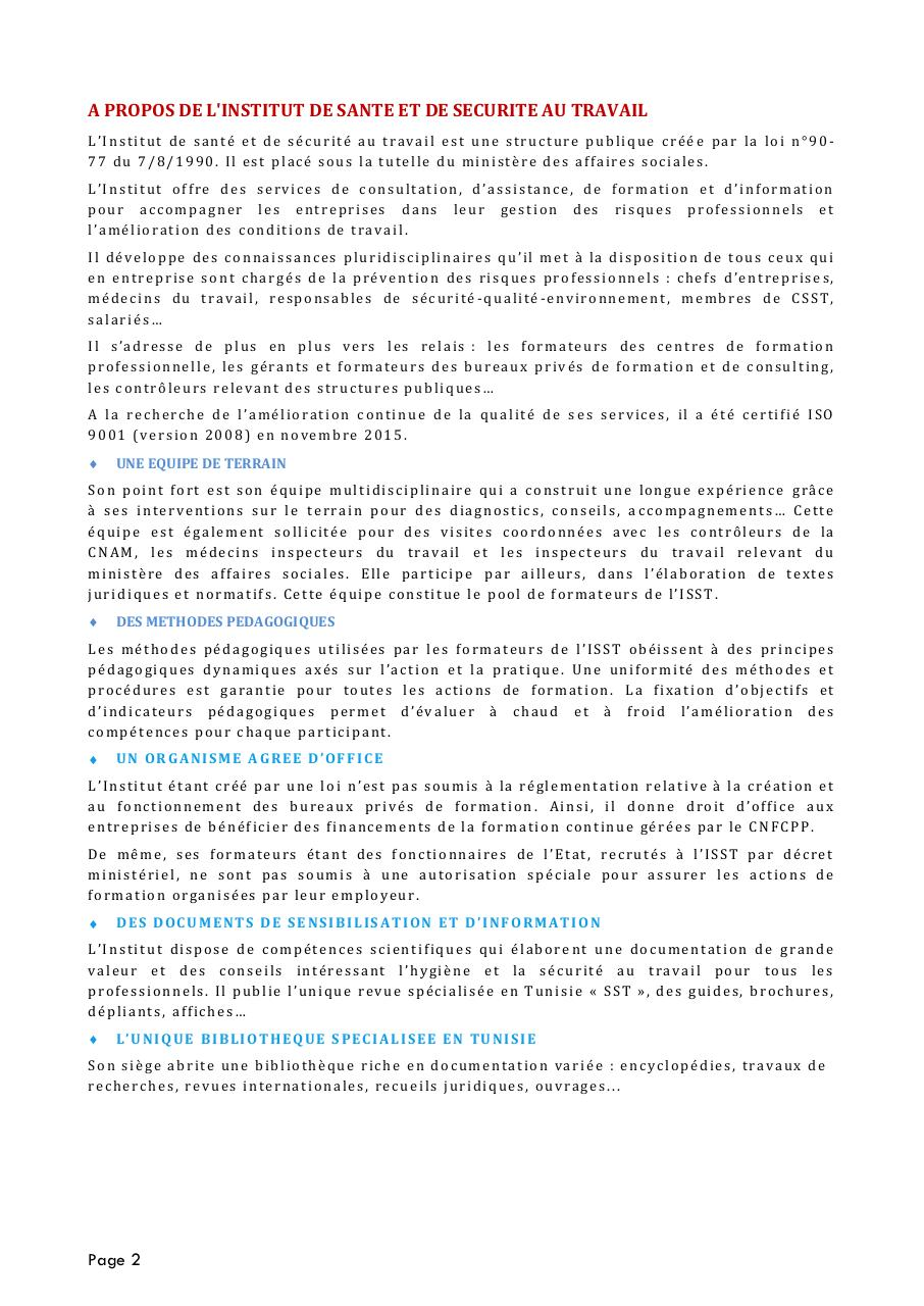 Catalogue-Manifestations-ISST-2018.pdf - page 2/40