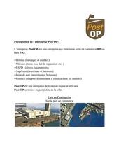 Fichier PDF projet d entreprise post op 1